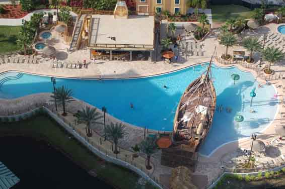 Swimming pool architects projects for Pool design orlando