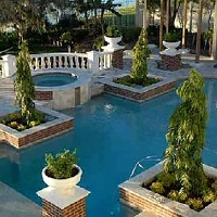 classical swimming pool design central florida